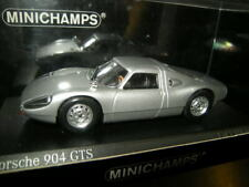 1:43 Minichamps Porsche 904 GTS 1964 silver/silber Nr. 400065721 in OVP