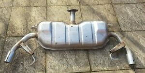 2012 ONWARDS MK3 MAZDA 6 REAR EXHAUST BACK BOX SILENCER SH01