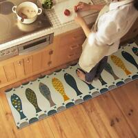 120X45CM Cushion Anti-Fatigue non-slip Kitchen bedroom bath Floor Mat Rug CARPET