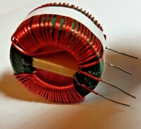 filtro bobinas 4 X 6.25mH inductor estrangulaciones de modo común, Toro