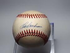 Lou Boudreau Single Signed Rawling OAL Baseball 7th Inning Corporation COA
