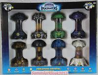 Creation Crystal Combo Pack -  Skylanders Imaginators - 8 Kristalle RAR Neu OVP