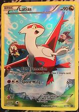 Pokemon XY78 Latias HOLO RARE Black Star Promo Card Mint/Near-Mint
