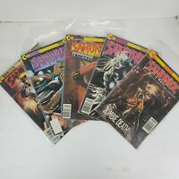 Continuity Comics Samuree-Mistress of the Martial Arts Issues #1-5