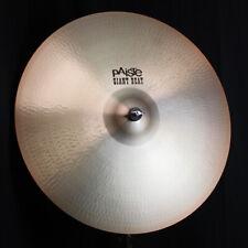 "Paiste 26"" Giant Beat - 3843g (video demo)"