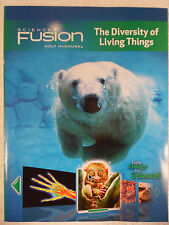 Science Fusion The Diversity of Living Things Module B Holt McDougal 160-6D