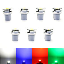 7x LED - Audi 80 B3 B4 1986-1996 Tachobeleuchtung Tacho Cockpit White Red Blue