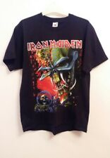 IRON Maiden The final frontier World Tour T-shirt 2010-11 Taglia L Band in alto di metallo