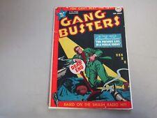 Gang Busters #2 Comic Book 1947
