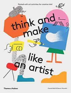 Think And Make Like An Artist: BOOK NUEVO
