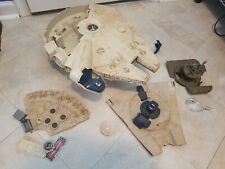 Vintage Kenner 1979 Star Wars Millennium Falcon and other Star Wars Parts