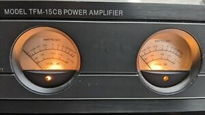 Carver TFM-15CB 2 channel Stereo Amplifier