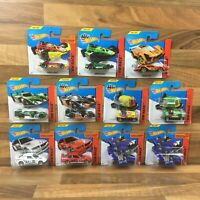 Hot Wheels HW Race 2014 Series Die-cast Cars Choose Your Own Vehicle Track Stars