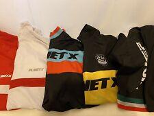 Cycling Clothing Bundle Jerseys and Bib shorts Briko, Planet X, Viner Large