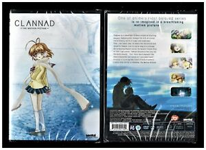 Clannad - The Motion Picture - (Brand New Anime DVD, 2011)