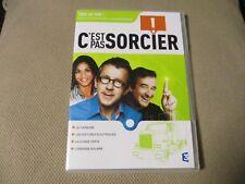 """DVD NEUF """"C'EST PAS SORCIER - TOUS AU VERT"""" Fred & et Jamy"""