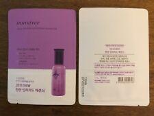 INNISFREE Jeju Orchid Enriched Essence 1ml x 20 pcs Sample US Seller Free Ship