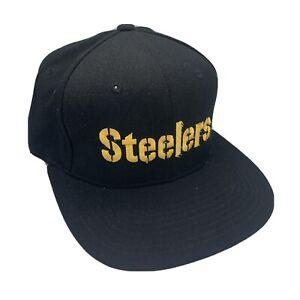 Vintage Pittsburgh Steelers Starter Hat Pro Line Preowned Vtg 1990s NFL
