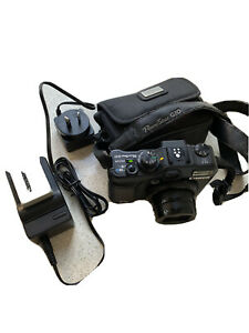 Canon PowerShot G10 14.7 MP Digital Camera - Black