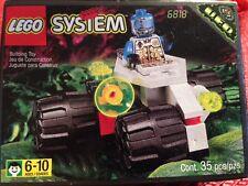 Lego Space UFO Cyborg Scout (6818)