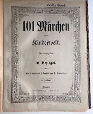 Märchenbücher, 101 Märchen Kinderwelt, Birkheisen Märchen, Märchen, Kinderbücher