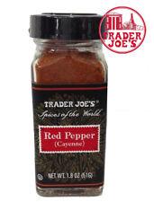 TRADER JOE'S RED PEPPER (cayenne) Trader Joe's spices