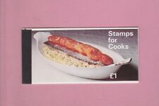 Great Britain, Royal Mail Prestige booklet, 1969 Stamps for cooks, ZP 1