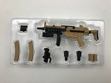 "MP5A5 RAS Desert by ZY Toys 1/6th Scale for 12"" Action Figure"