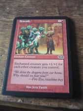 MTG Magic the Gathering BRAVADO Urza's Saga NEW unplayed RARE