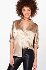 Camisa de mujer de manga larga talla 42