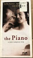 The Piano VHS Movie Tape with Holly Hunter and Sam Neill