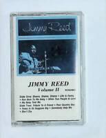 Jimmy Reed Volume II Cassette Tape