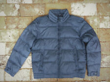 $189 Tommy Hilfiger Classic Puffer Jacket, Gray, Size 2XL.