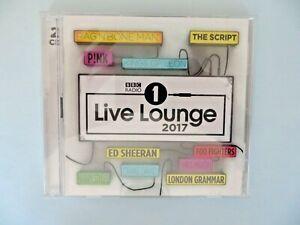 Various Artists BBC Radio 1's Live Lounge 2017 CD 2 discs 2017