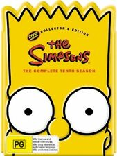 The Simpsons : Season 10 (DVD, 2007, 4-Disc Set)