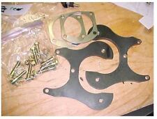 Chevy CHEVROLET C-10, K-5, K-10  REAR DISC BRAKE BRACKET set