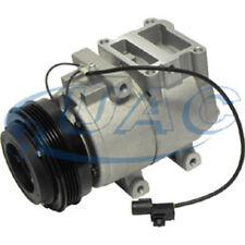 Universal Air Conditioner (UAC) CO 10565C A/C Compressor New w/ 1 Year Warranty