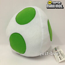 New Super Mario Bros. U Plush Yoshi Egg Soft Toy Doll Stuffed Animal Teddy 7.5""