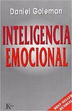 Inteligencia emocional. NUEVO. Envío URGENTE. PSICOLOGIA (IMOSVER)