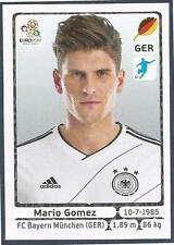 PANINI EURO 2012- #248-DEUTSCHLAND-GERMANY-BAYERN MUNCHEN/MUNICH-MARIO GOMEZ