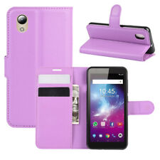 Leather slot wallet stand flip Cover Skin Case For ZTE Blade A3 LITE