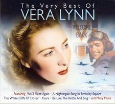 VERA LYNN - THE VERY BEST OF - 50 TRACKS (NEW SEALED 2CD)