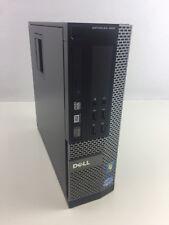 Dell Optiplex 990 SFF Desktop Core i5-2500 3.3GHz 8GB 750GB Windows 10 Pro #ab