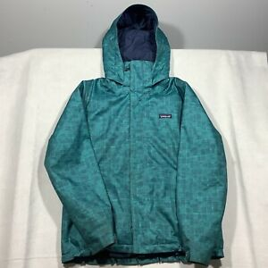 Patagonia Snowbelle Insulated Jacket Women's XL Green