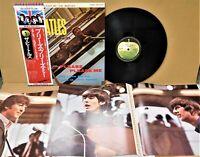 The Beatles Please Please Me [EAS-80550] JAPAN VINYL Record OBI