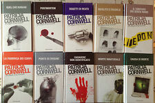 MORTE INNATURALE Cornwell 1^ed 1998 DONNA MODERNA Kay Scarpetta Geremia Rusconi
