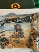 Boyd's Bears & Friends-Wilson, Life is But a Dream Picture Frame