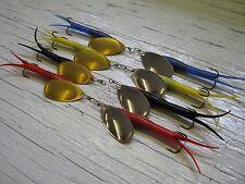 A8. 8 Flying C filatori. # 4 LURE BAIT PER SPIGOLE salmone luccio trota di mare pesca