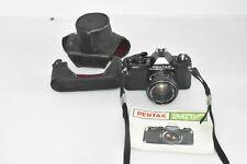 PENTAX MV Filmkamera Pentax 50 mm Objektiv SMC M 1:2/d2