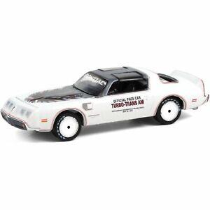 Greenlight 1/64 1980 Pontiac Firebird T/A 64th Indy 500 Pace Car HOBBY 30226